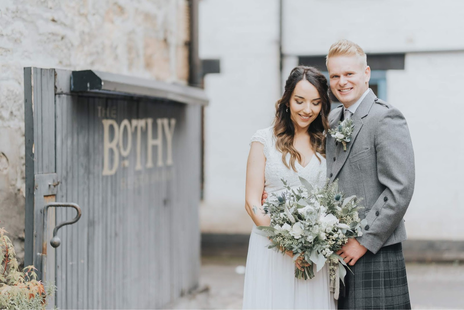 The Bothy Glasgow Wee Weddings