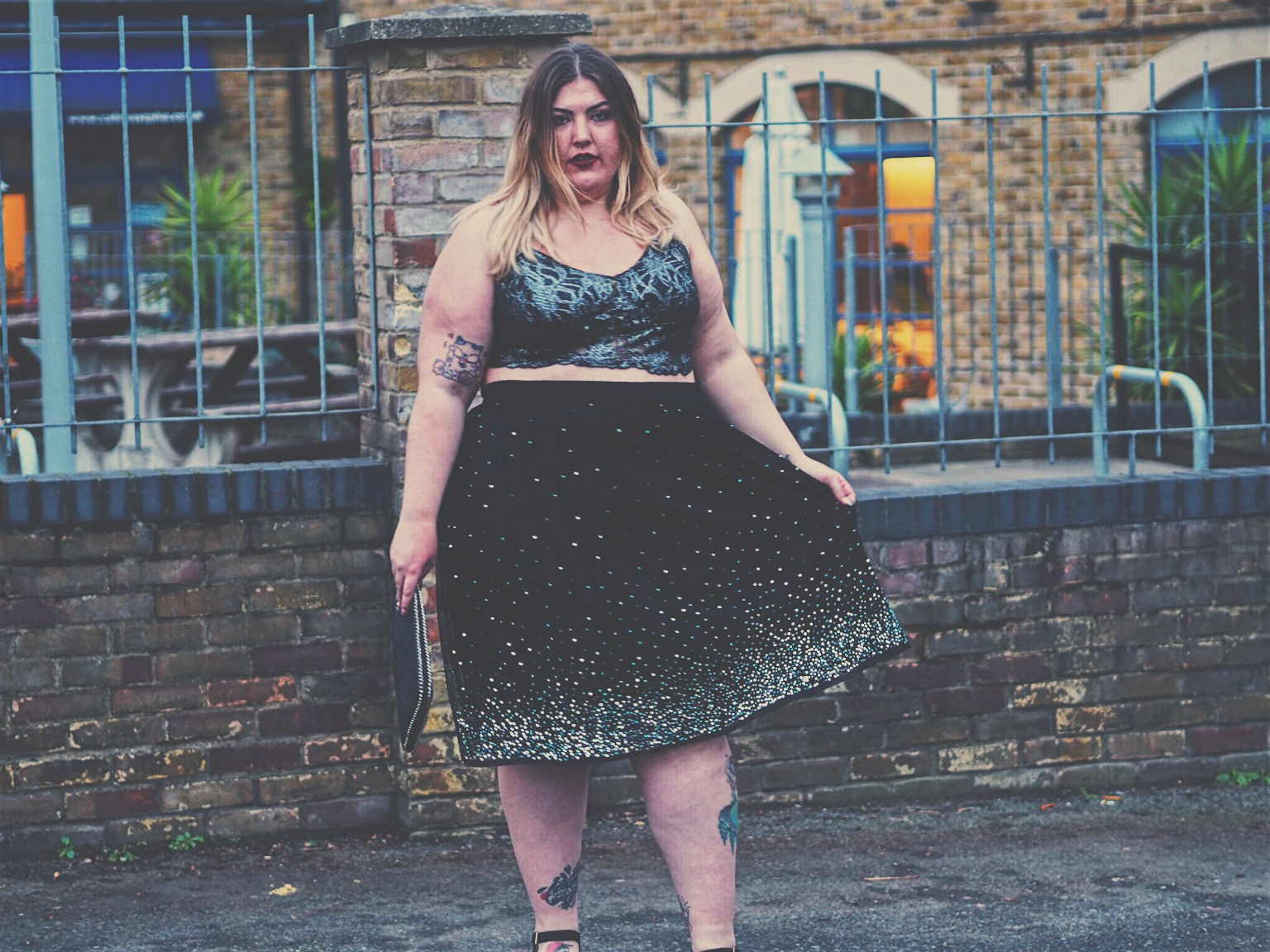 Plus Size Party Looks Yours Clothing Review Cardifforniagurl