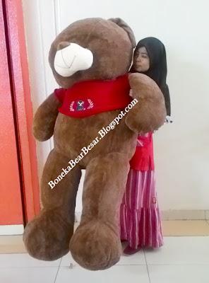 harga boneka tedd bear ukuran 2 meter