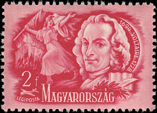Hungary Francois Voltaire