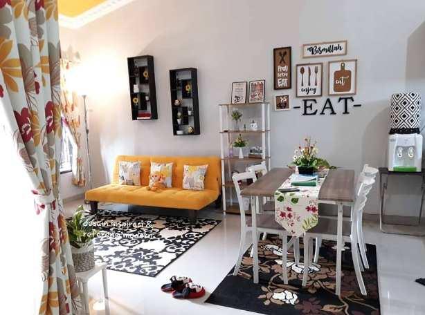 Dekorasi interior rumah minimalis sederhana