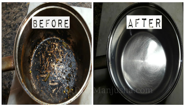 how-to-clean-burnt-pans-pots-easily