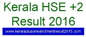 Kerala DHSE +2 result 2016 Check online - www.dhsekerala.gov.in