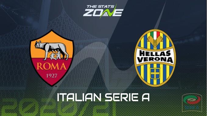 مشاهدة مباراة روما و هيلاس فيرونا بث مباشر