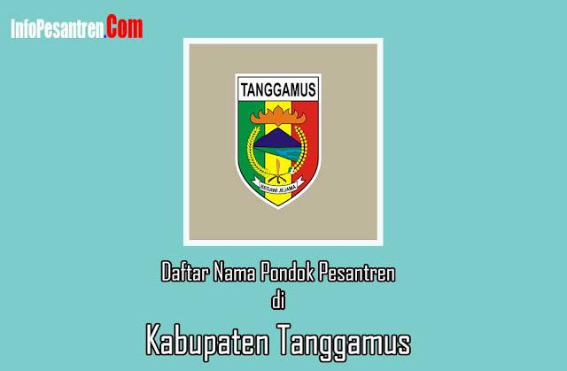 Pondok Pesantren di Kabupaten Tanggamus