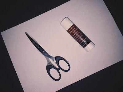 Gunting dan Lem kertas