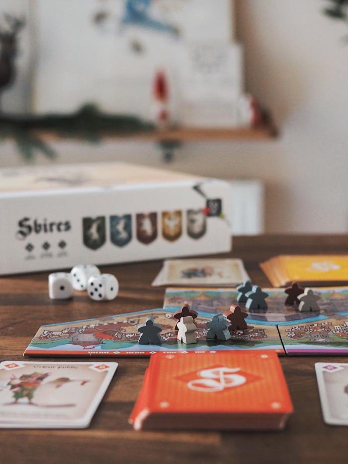 Le jeu de société Sbires