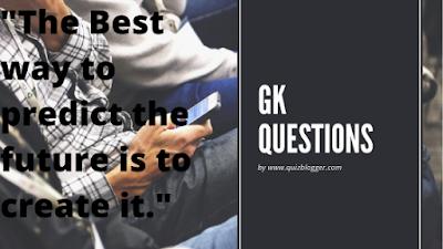Gk quiz
