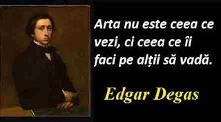 Maxima zilei: 19 iulie - Edgar Degas