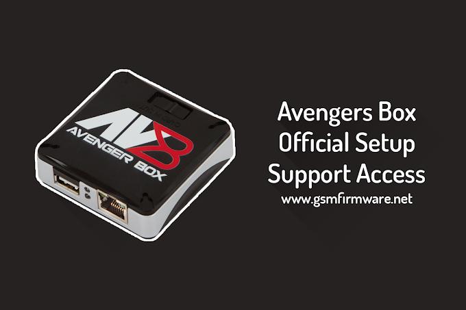 Avengers Box Official Setup - Support Access