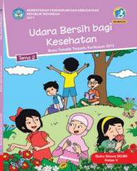 Buku tema 2 Siswa Kelas 5 k13 2017
