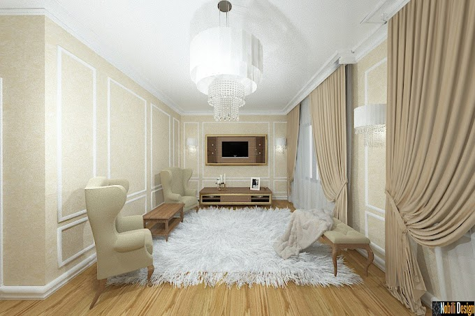 Design interior casa stil clasic Sibiu | Firma amenajari interioare Sibiu