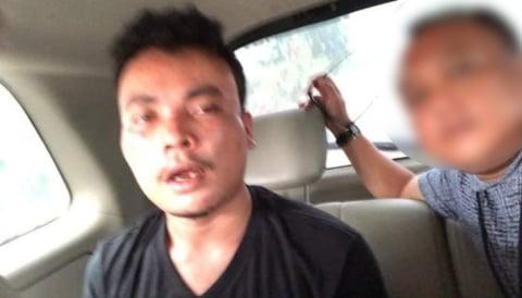 Foto Haris Simamora, Terduga Pelaku Pembunuhan di Pondok Gede