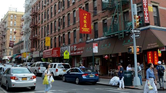 Újjáépítik a New York-i Kínai negyed tavaly leégett történelmi épületét