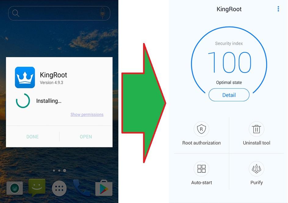 Download Kingroot 5 3 8 apk Terbaru dan Cara Menggunakannya