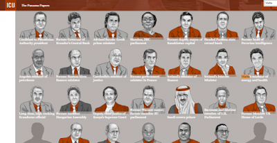 The Panama Papers,Egypt,Mossack Fonseca,middle east