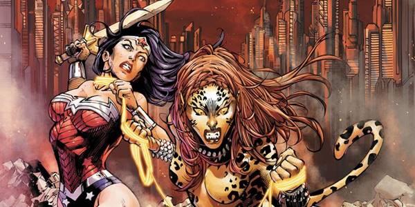 asal-usul cheetah dalam komik new 52