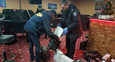 Полиция и СБУ закрыли более 5300 игорных залов