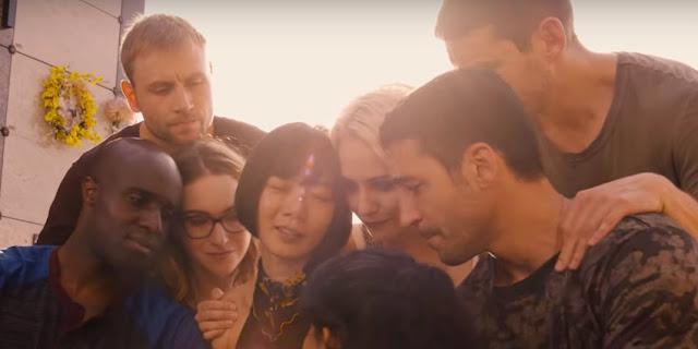 5 cosas que esperar de la series finale o capítulo final de 'Sense8'