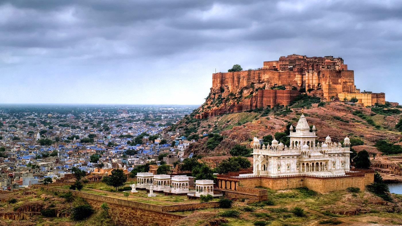Джодхпур. Штат Раджастан