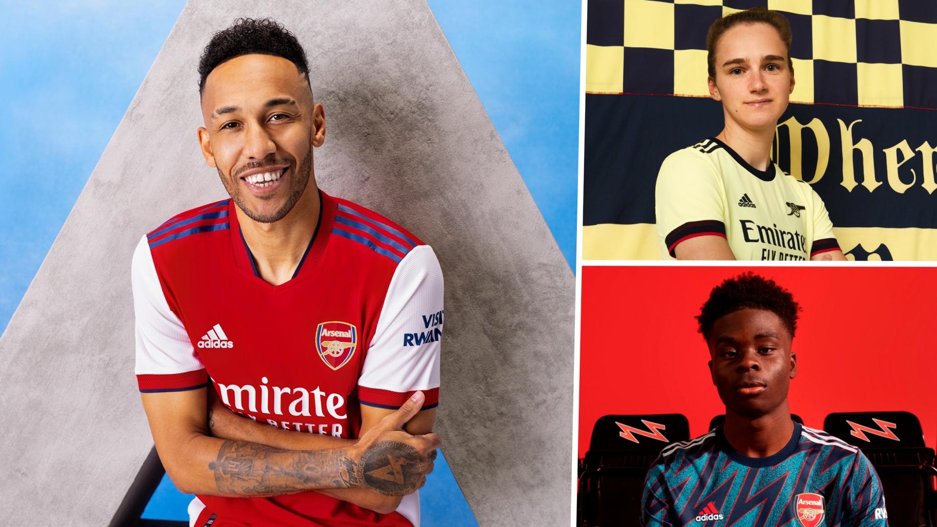 arsenal-2021-2022-kits-and-logo-dream-league-soccer-2021-kits