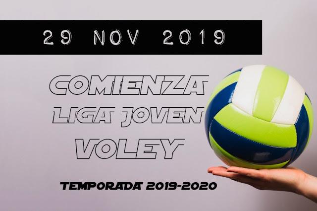 VOLEY: Inicio Temporada 2019-20