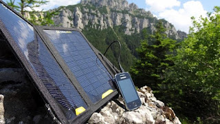 Smart Phone Solar Charger