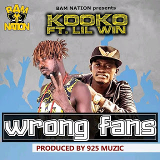 Wrong Fans - Kooko ft. Lil Win [Prod. By 925 Muzic] -Download Mp3