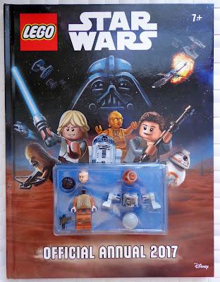 LEGO Star Wars Annual 2017