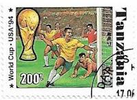 Selo Copa do Mundo FIFA de 1994