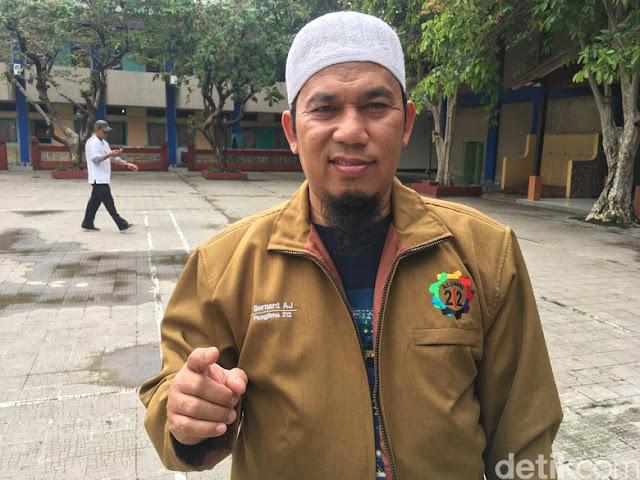 Sekjen PA 212 Diperiksa Polisi Terkait Penculikan Ninoy Karundeng