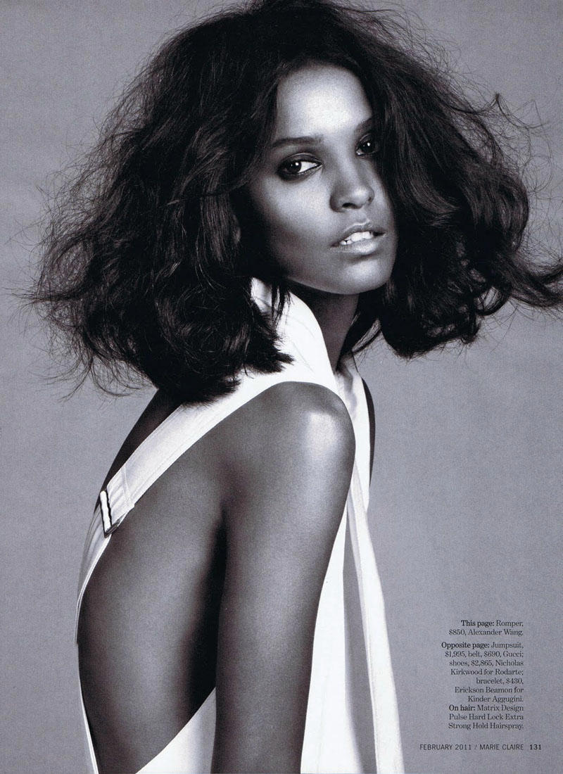 MultiCultClassics: 9865: Looking At Liya Kebede