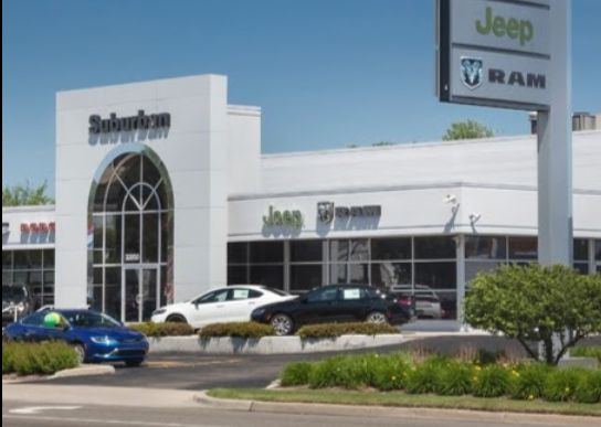Jeep Dealership near Garden City Mi