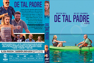 Like Father - De tal Padre - Cover DVD