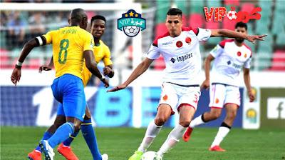 مباراة الوداد المغربي امام صاندونز الجنوب افريقي دوري ابطال افريقيا