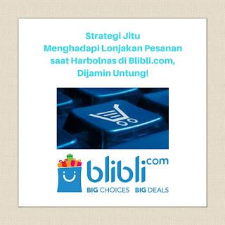 Strategi Jitu hadapi Harbolnas di Blibli.com