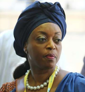 diezani loses 56 houses to fg