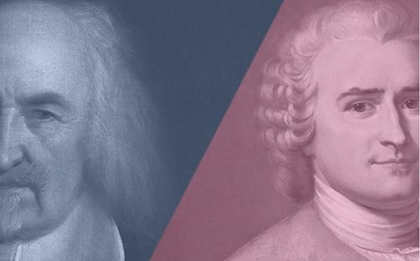 Hobbes vs Rousseau: ¿Somos buenos o malos por naturaleza?