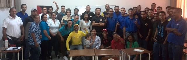 Realizada reunión promotora de la CSML en Aragua