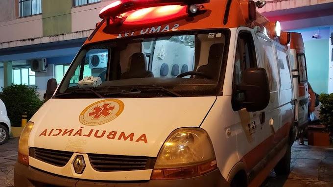 Duas pessoas vítimas de acidentes em Jacobina são transferidas para Salvador