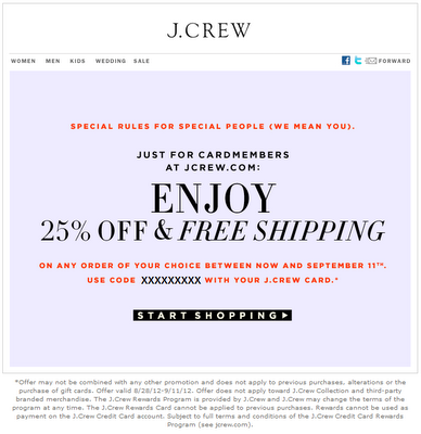 The deals you need to shop now, in stores and at jcrewfactory.com.