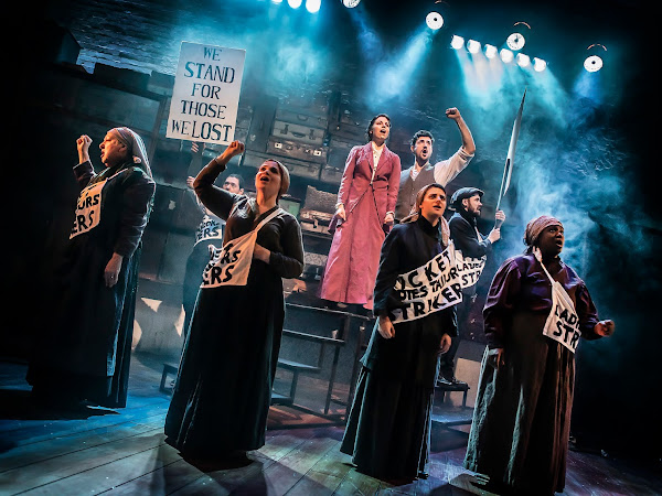 Rags, Park Theatre | Review