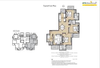 ATS-Floral-Pathways-3-BHK-floor-plan