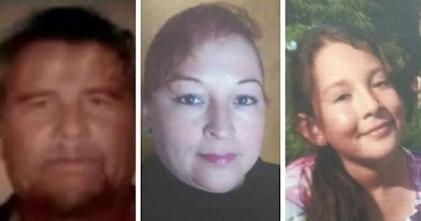 Abuelo, madre y niña estaban enterrados en su casa; tardaron 7 meses en buscarlos ahí