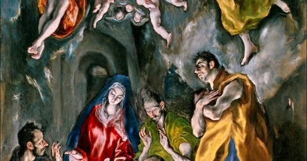 Historia Del Arte Temas Imagenes Y Comentario El Greco