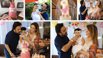 adnan_sami_daughter_first_birthday