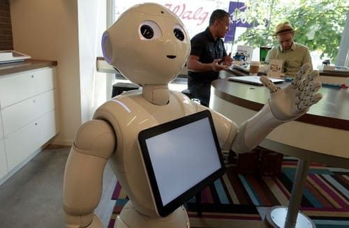 SoftBank has stopped producing Pepper robots