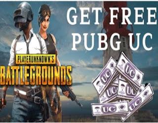 PUBG Mobile Free UC