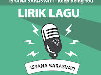 Lirik Lagu Keep Being You - Isyana Sarasvati