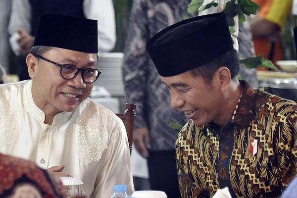 Jadi Anggota Baru Koalisi Pemerintah, PAN Berpotensi Dapatkan Dua Hadiah Ini dari Jokowi